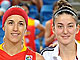 2012 All Tournament Team: Alina Iagupova (Ukraine), Mariona Ortiz (Spain), Queralt Casas (Spain), Olcay Cakir (TUR), Ksenia Tikhonenko (RUS)